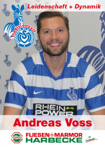 Andreas Voss