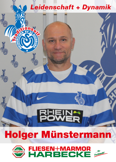 holger münstermann